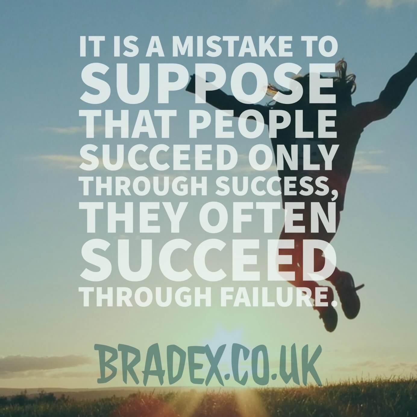 Succeed - Richard Denny
