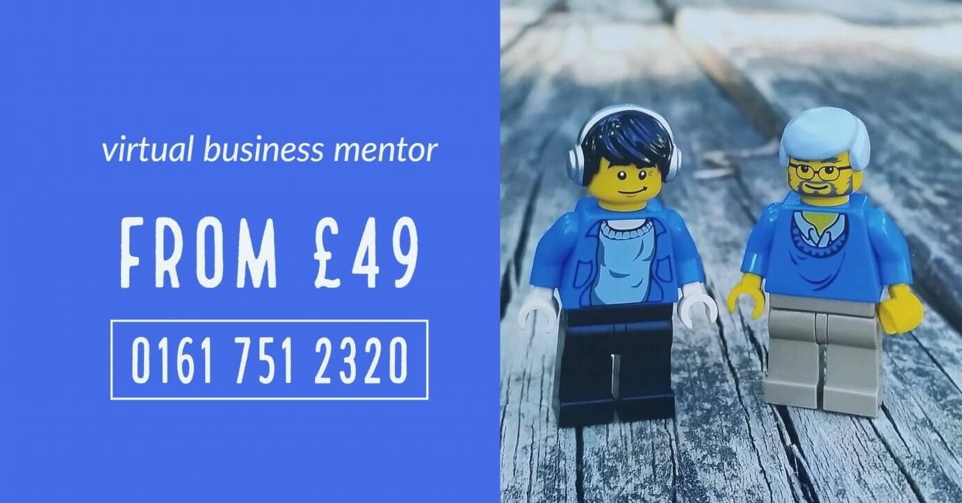 Lego Virtual Business Mentor