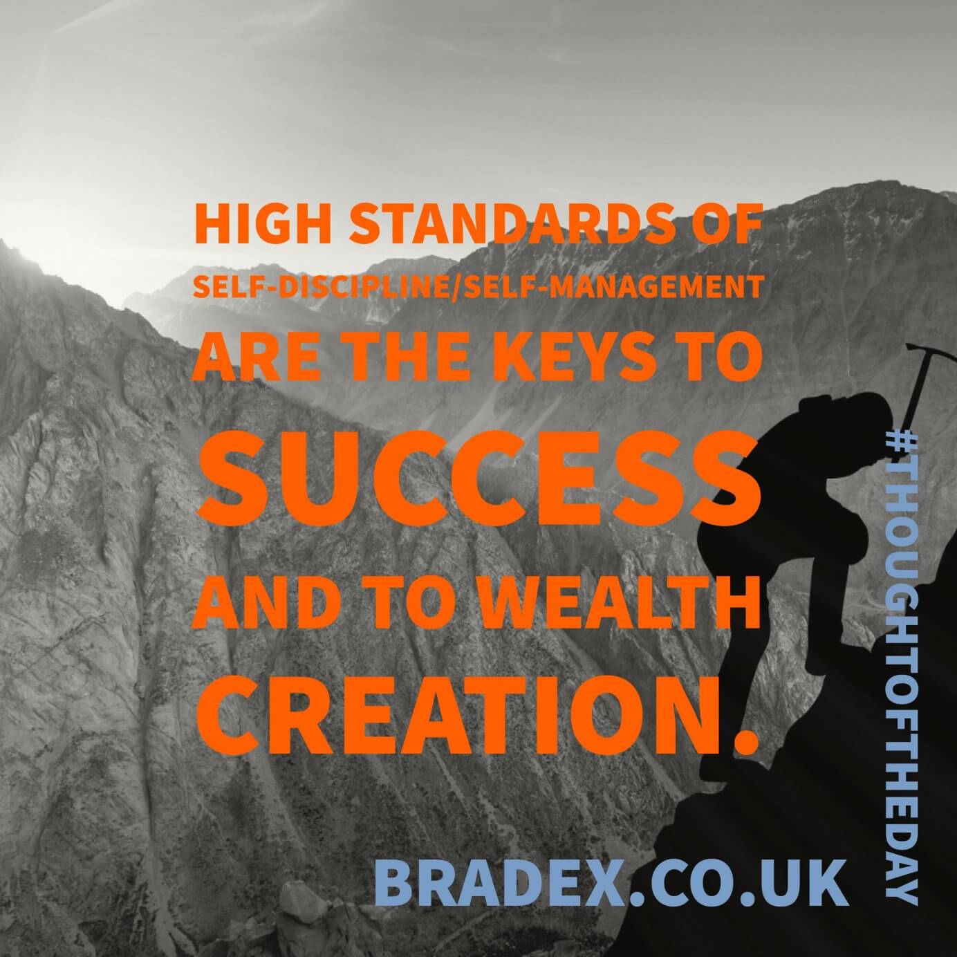 High Standards are the Key to Success