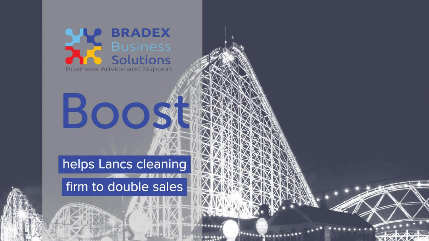 Boost Helps Lancashire Company Double Sales