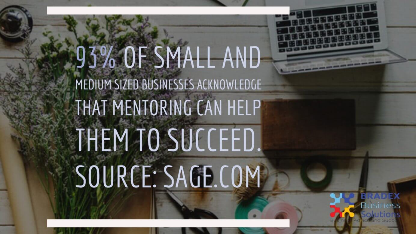 Mentoring helps in the path to success