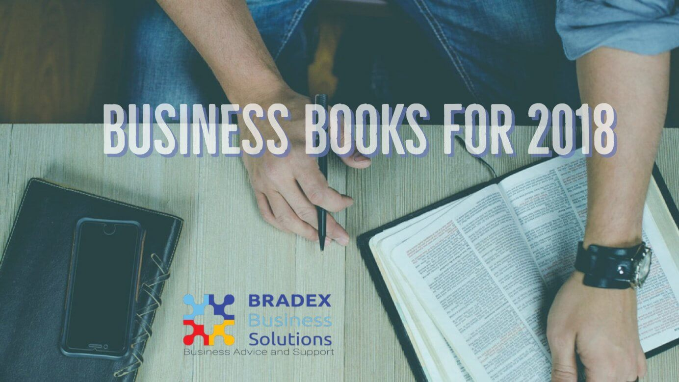 Recommended Business Books for 2018