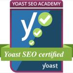 Carl Bradshaw Yoast SEO Certified
